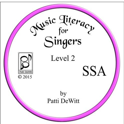 Music Literacy for Singers, Level 2, SSA - downloadable