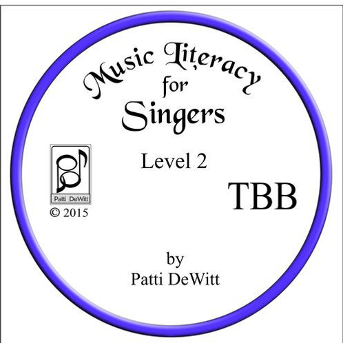 Music Literacy for Singers, Level 2, TBB - downloadable