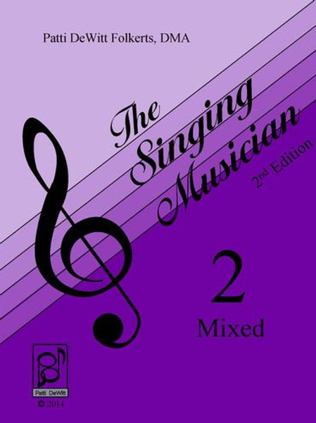 The Singing Musician - Level 2: Growing Artistry Mixed Teachers Edition