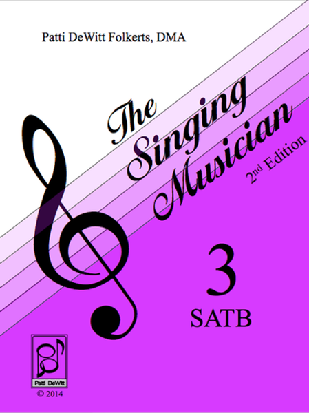 The Singing Musician - Level 3: The Skillful Singer SATB Student Edition