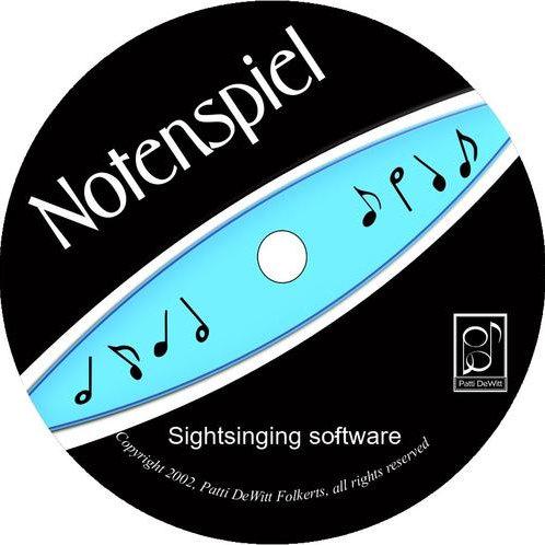Notenspiel Software