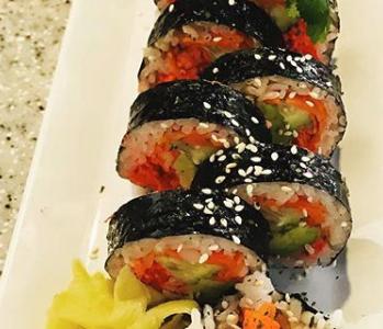 Spicy Soy Tuna Roll