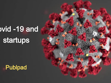 Investors discussed about startups in the age of corona virus or covid-19
