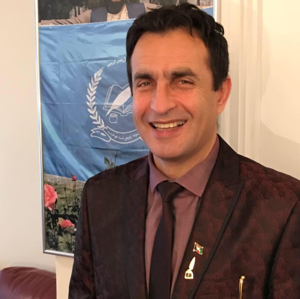 Sadodin Mangal Found of Pakhtuna ra Wekh Sha