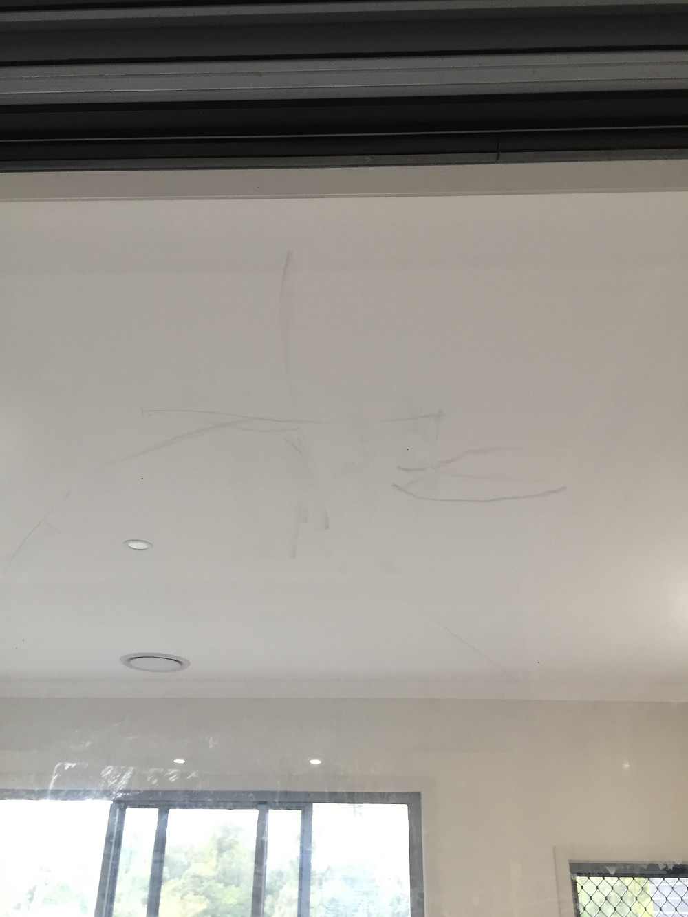 Low E Glass Scratch, low e glass cleaning, end of build cleaners sydney