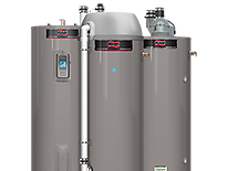 Rudd water heater
