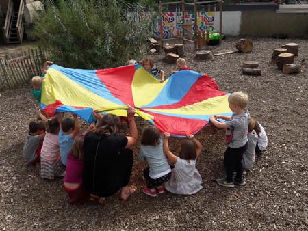 Un vendredi après-midi en maternelle