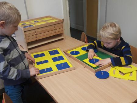 Ateliers géométriques