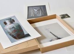 Gesigneerde box Wagenaar van Co beeld & poëzie