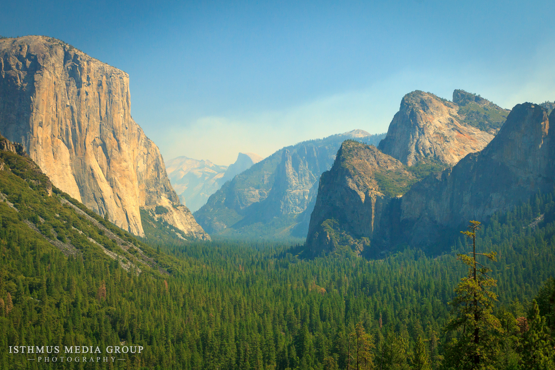 Yosemite National Park - 9252