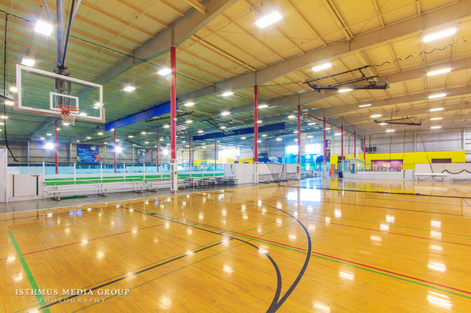 Keva Sports Center on Google 'See Inside'