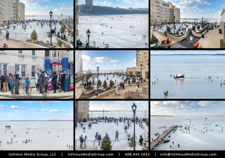 Frozen Assets Festival at the Edgewater Hotel