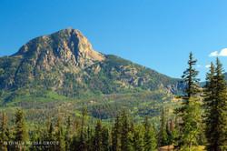 Colorado Mountains - 1966