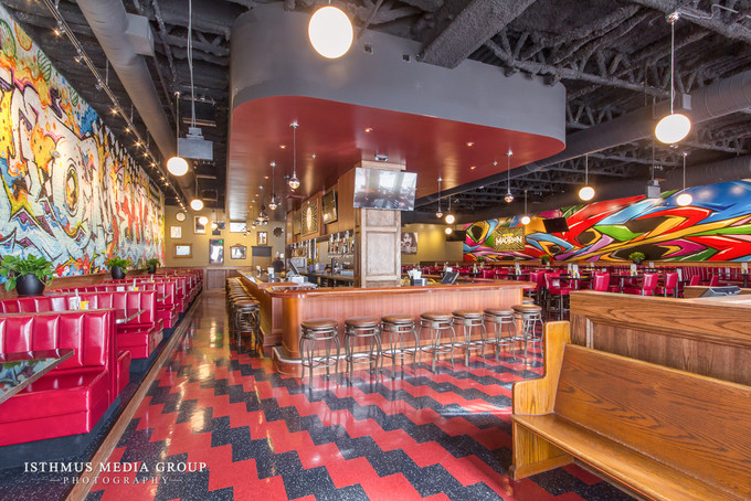 Google Business View Tour of HopCat in Madison
