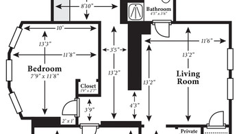 Laser Floor Plan Measurements for Real Estate