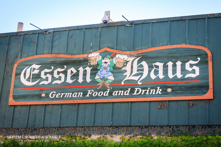Step Into the Essen Haus!