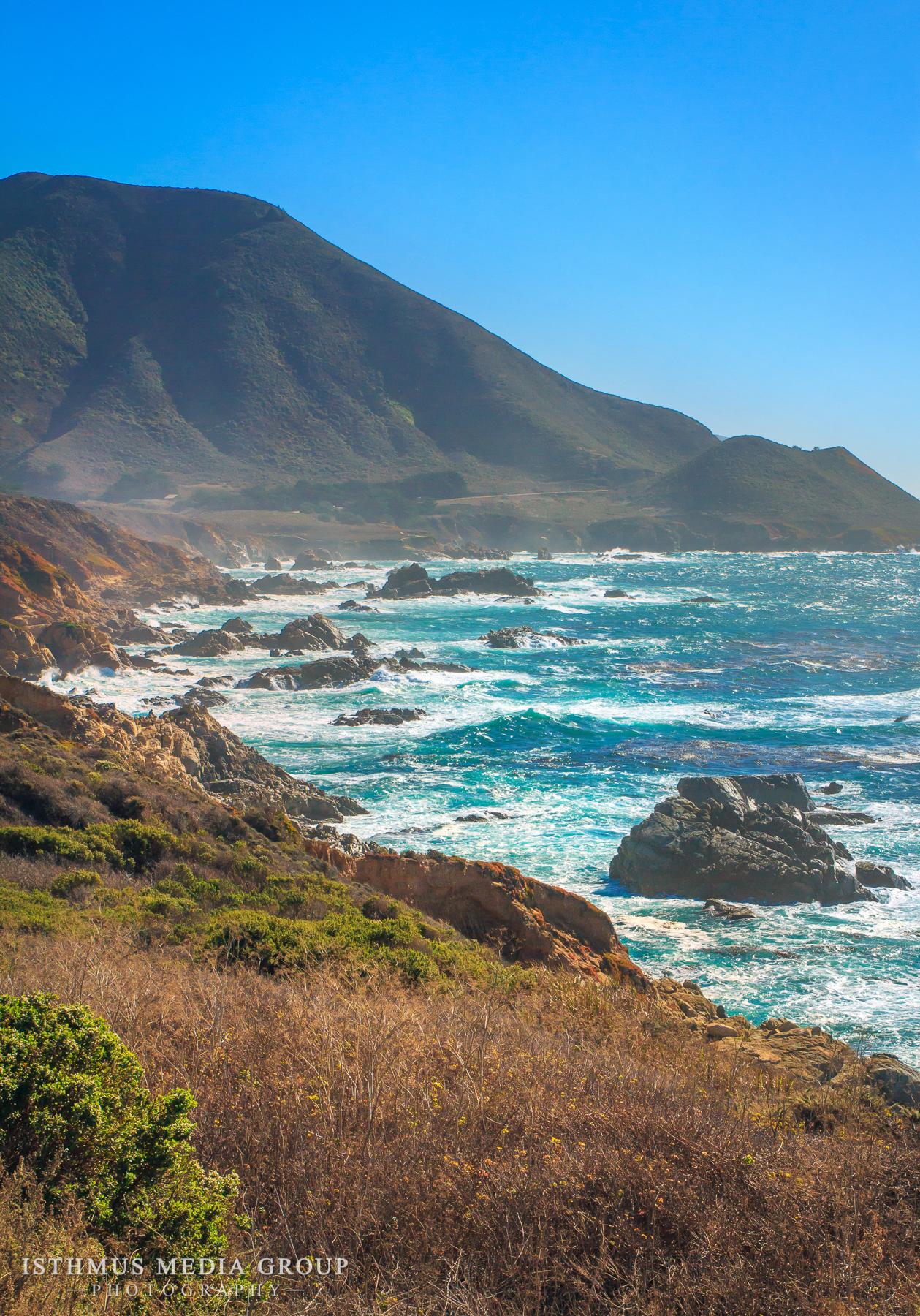 California Coast - 1665