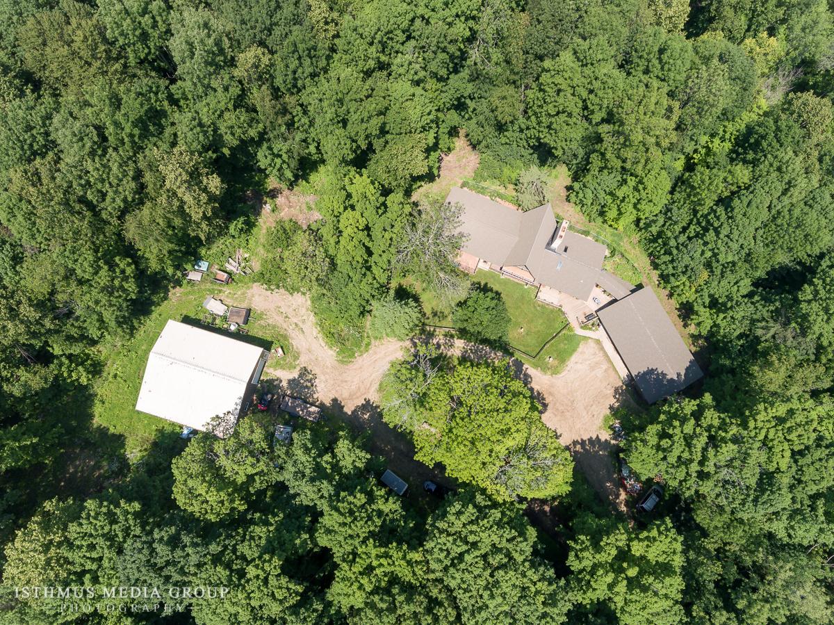 IMG - NextHome - N7503 Doyle Rd Aerial -