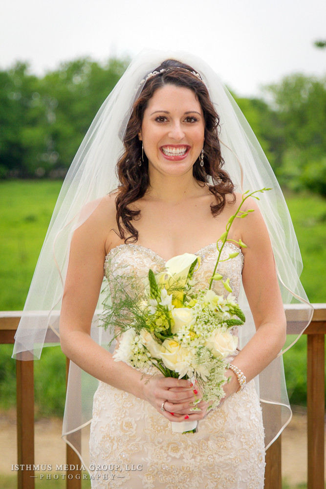 Wedding at Aldo Leopold Nature Center