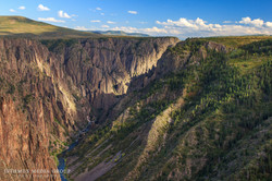 Black Canyon of The Gunnison - 2240