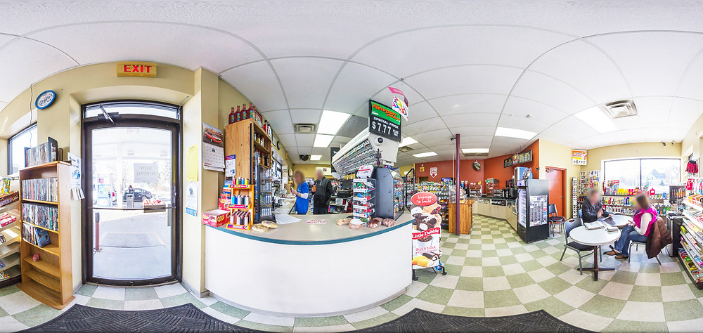 Google Street View | Trusted Photographer Panoramic Example