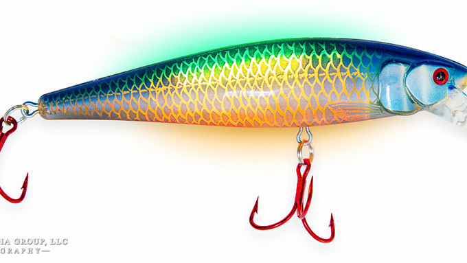 Continued Success with Glo-Pro Lures