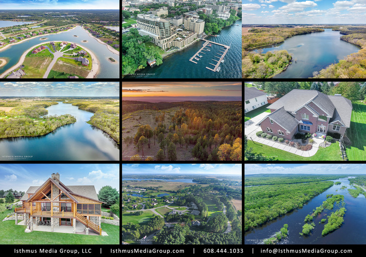 Drone Photography & Aerial Imagery Services