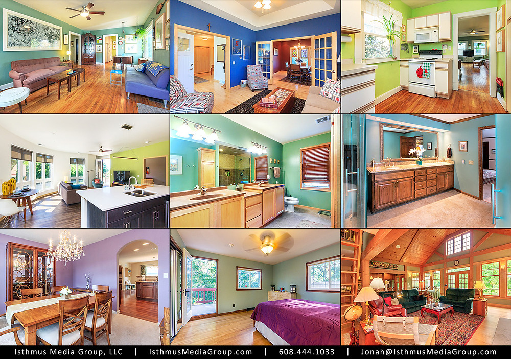 Real Estate Photo Examples