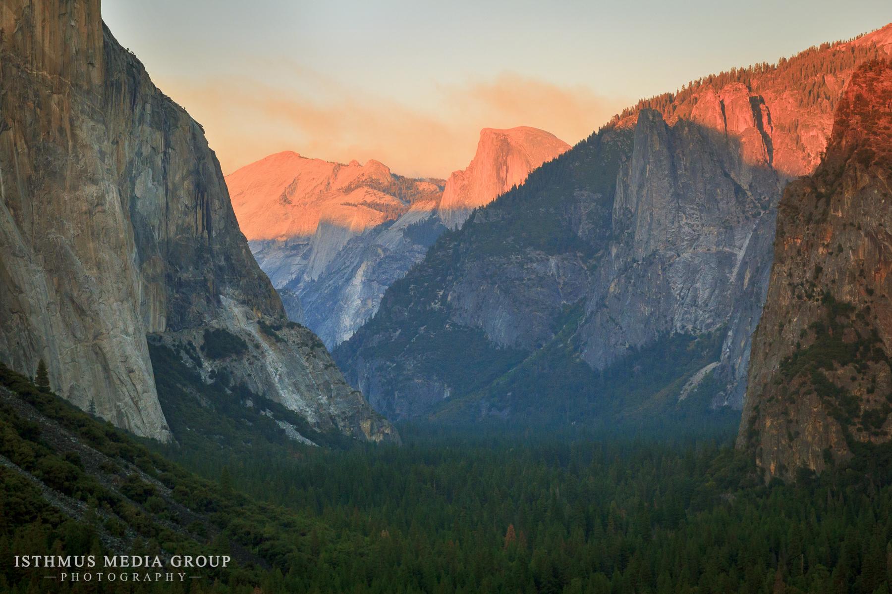 Yosemite National Park - 9119
