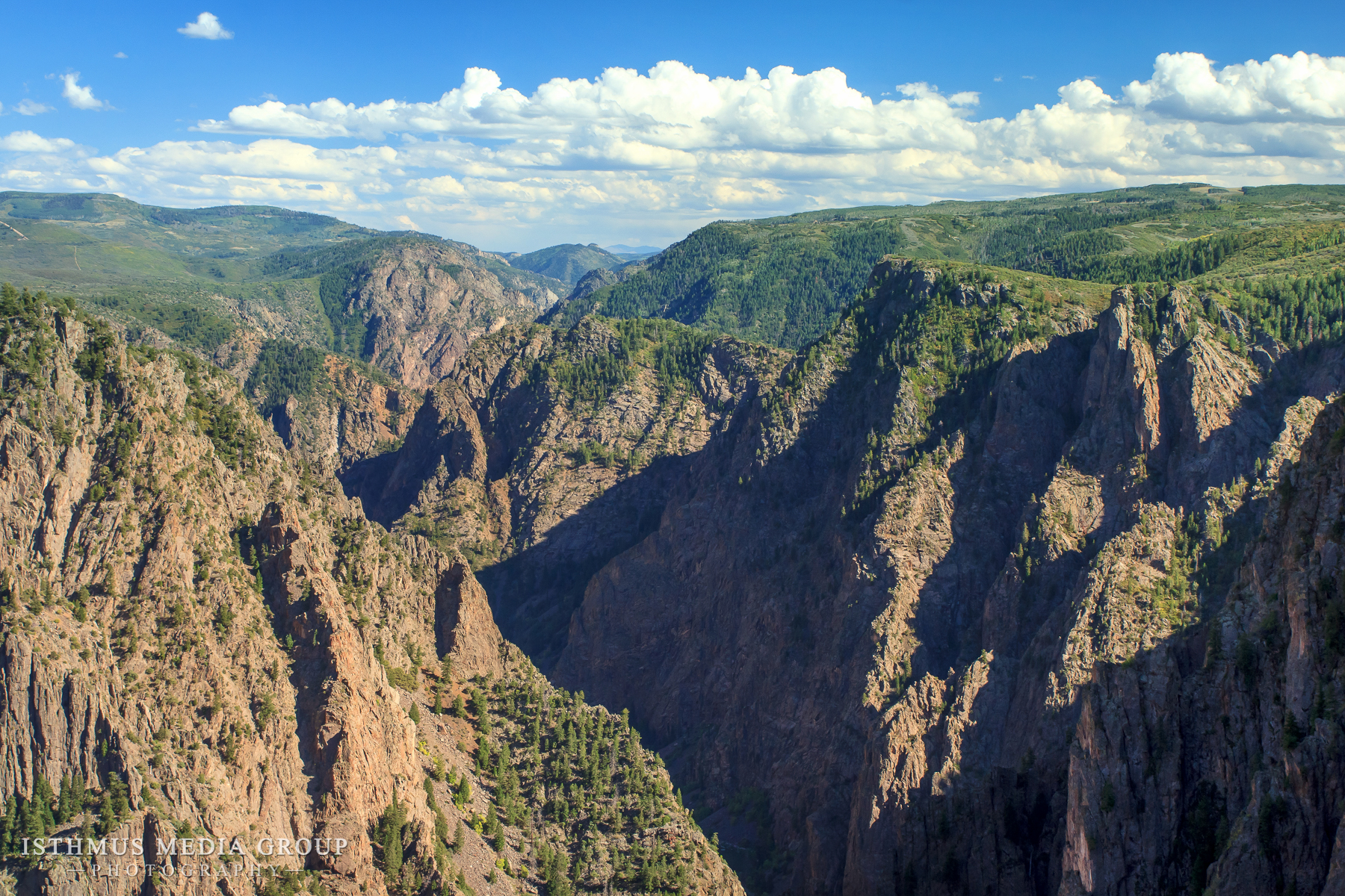Black Canyon of The Gunnison - 2177