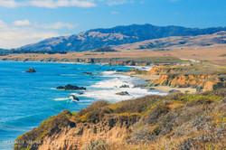 California Coast - 7029