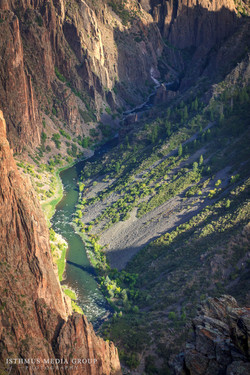 Black Canyon of The Gunnison - 2227
