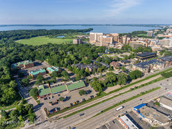 University Station Aerial - 21