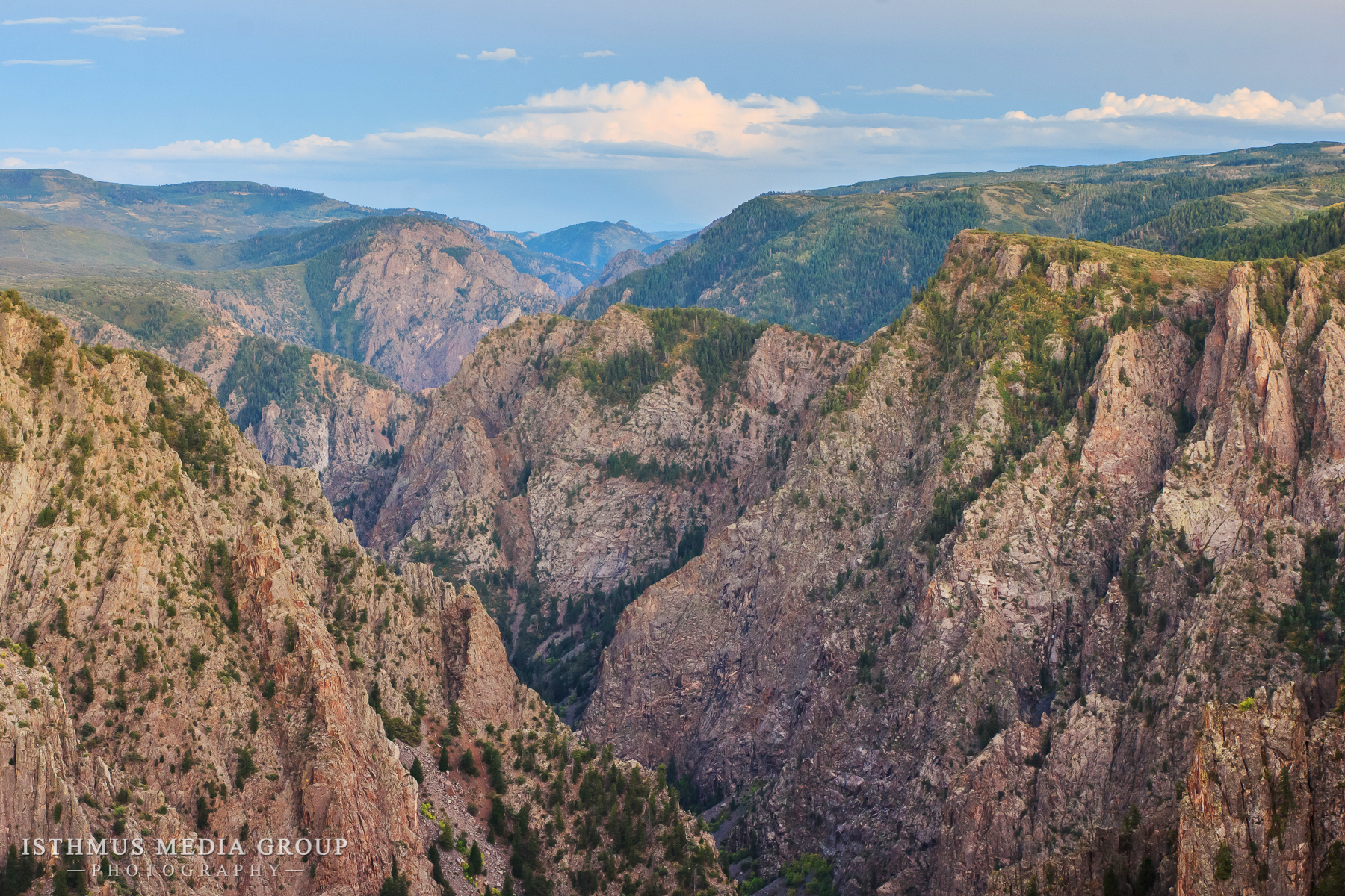 Black Canyon of The Gunnison - 2484