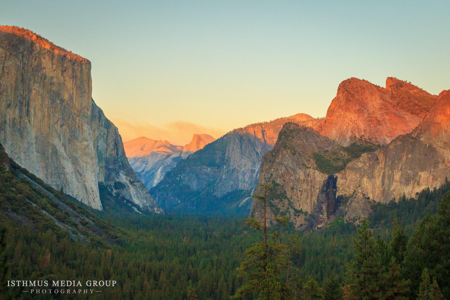 Yosemite National Park - 9123