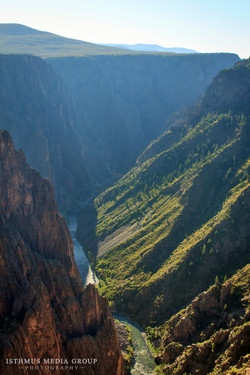 Black Canyon of The Gunnison - 2516