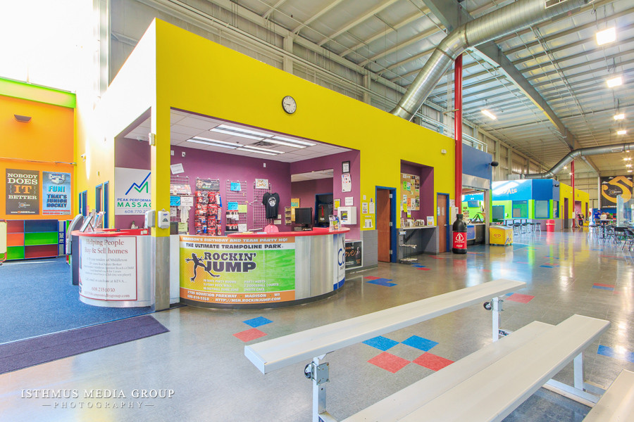 Keva Sports Center Google Virtual Tour