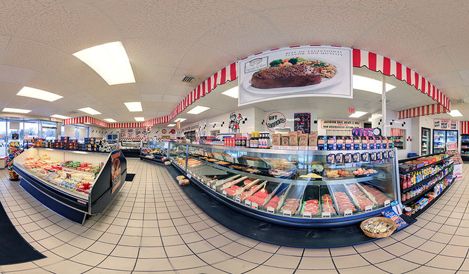 Jacobson Brothers Meats & Deli on Google 'See Inside'