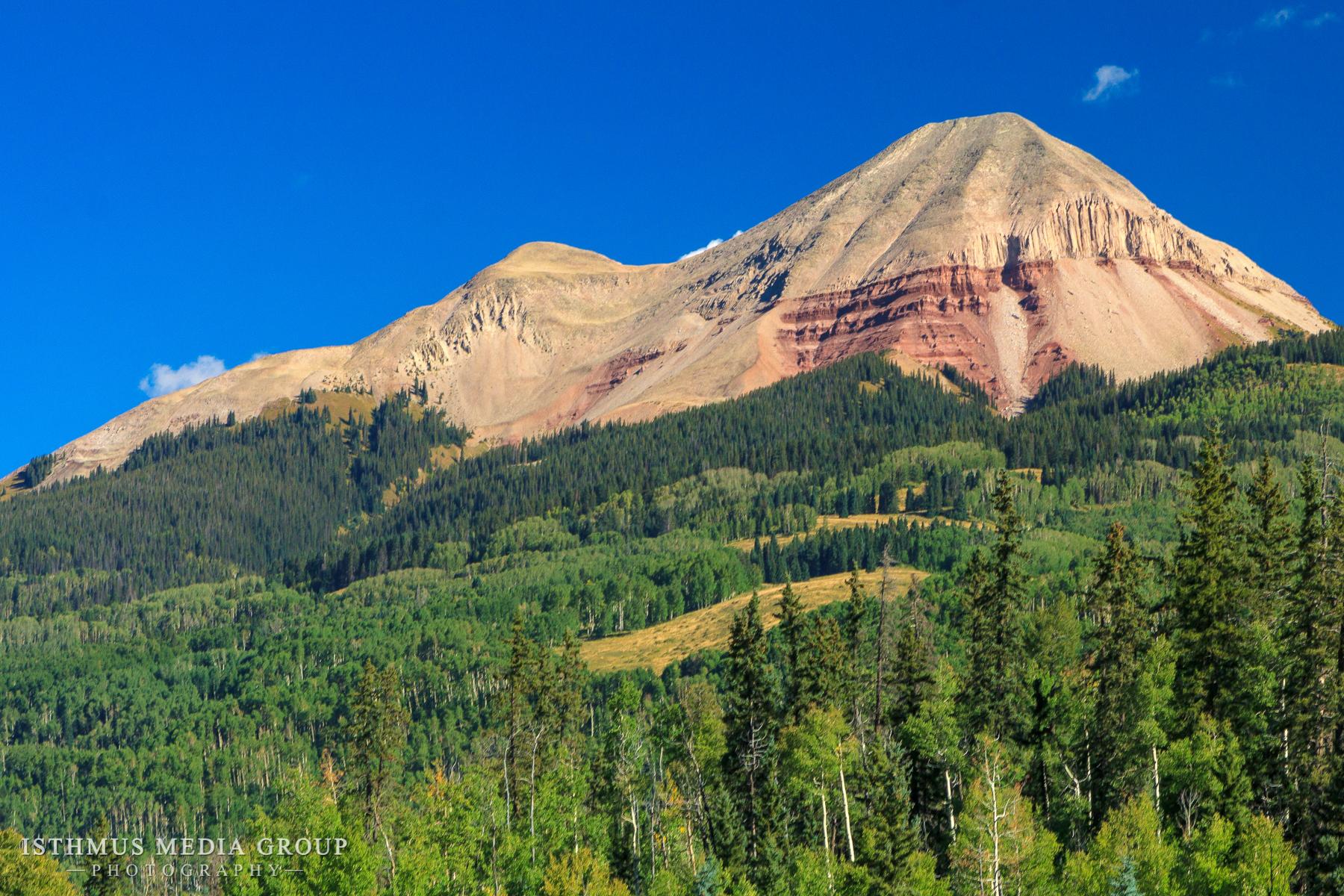 Colorado Mountains - 1970