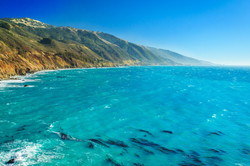 California Coast - 1686
