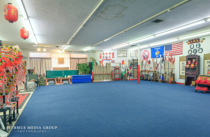 Zhong Yi Kung Fu Association on Google 'See Inside!'