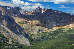 Rocky Mountains - 3177