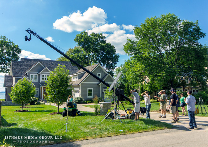John Deere TV Commercial Shoot