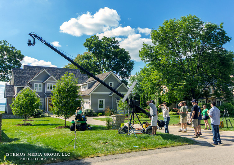 John Deere TV Commercial Shoot