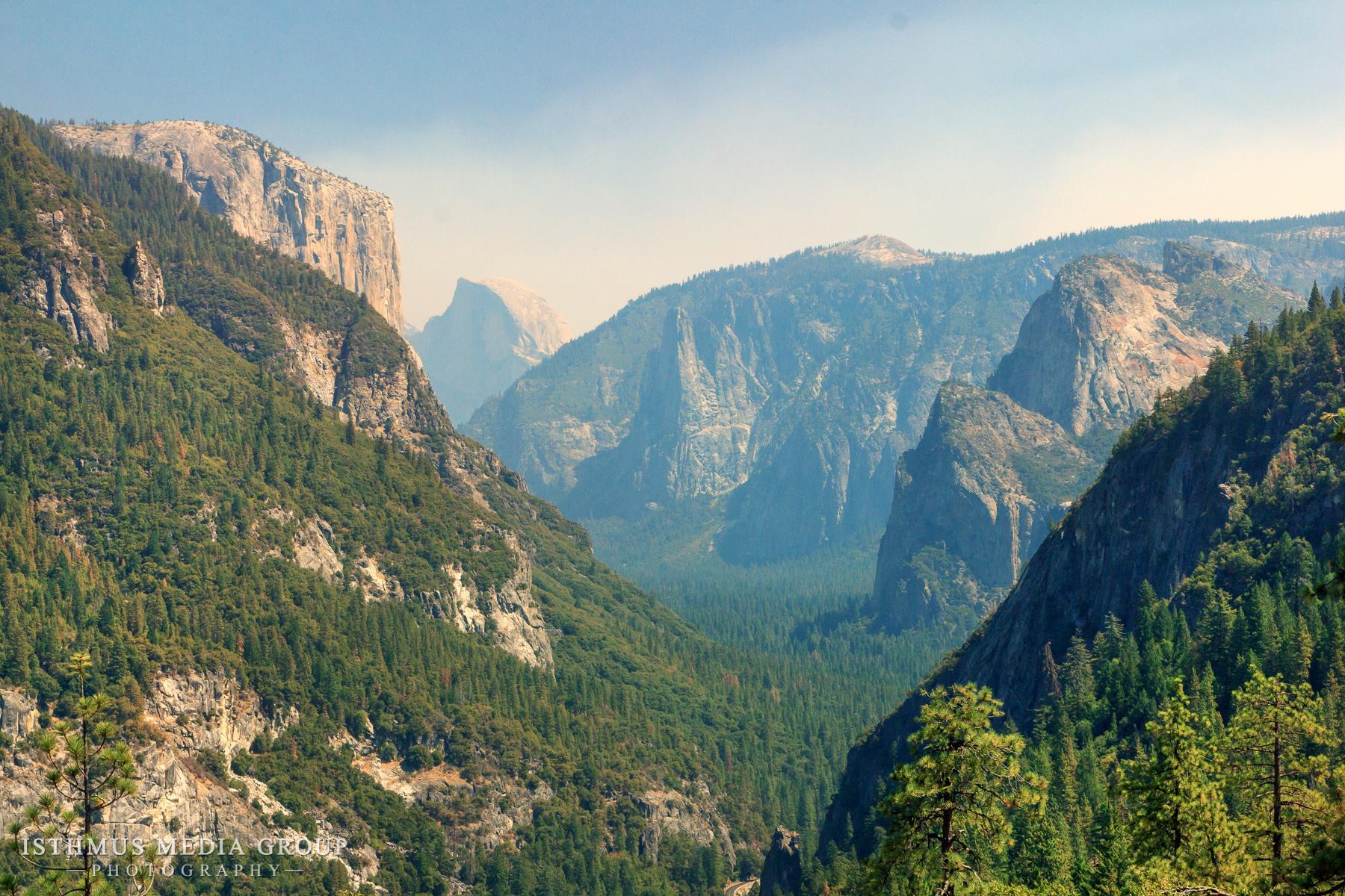 Yosemite National Park - 9267