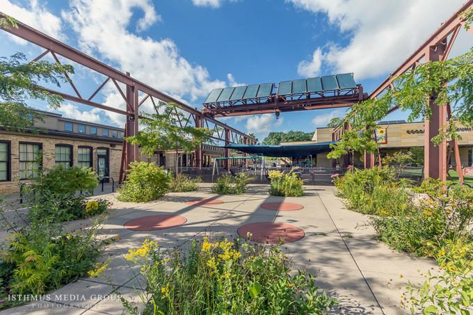 Goodman Community Center on Google 'See Inside'
