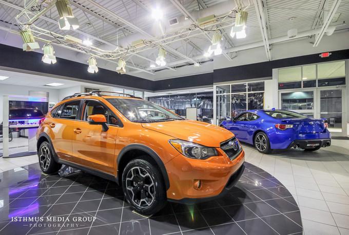 Virtual Tour of Don Miller Subaru
