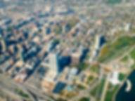 Milwaukee Aerial Photo
