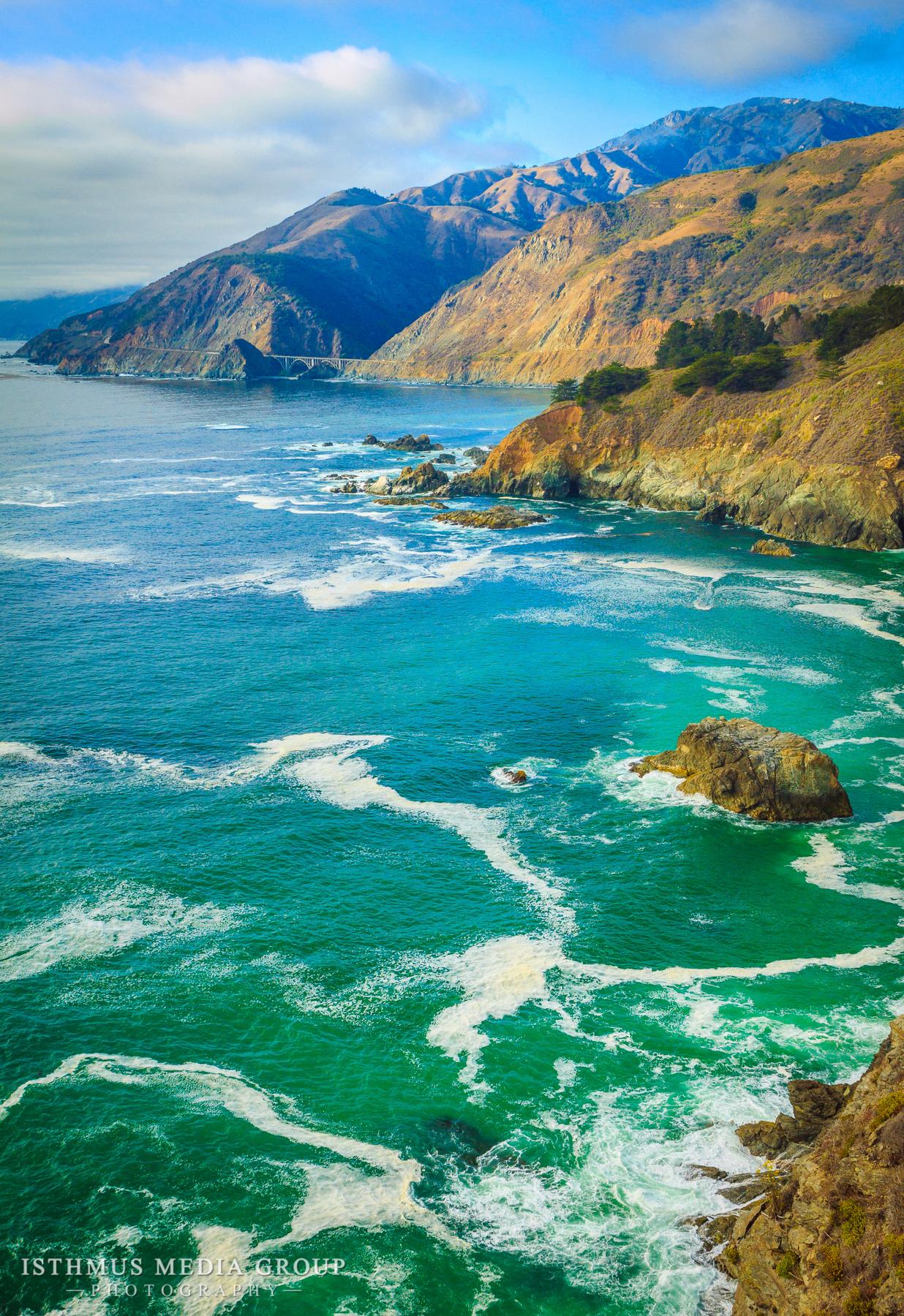 California Coast - 7160