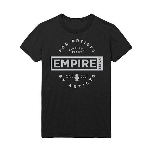 Crest Short Sleeve T-Shirt